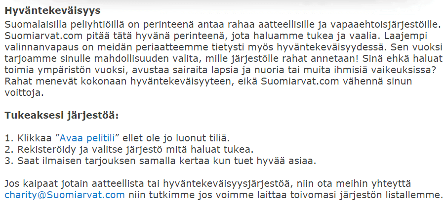 suomiarvat hyv